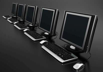 Workstations Fotolia 6406732 XS
